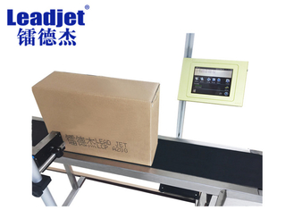 A100 Industrial Online Inkjet Printer 5~24mm Printing Height SGS Approved