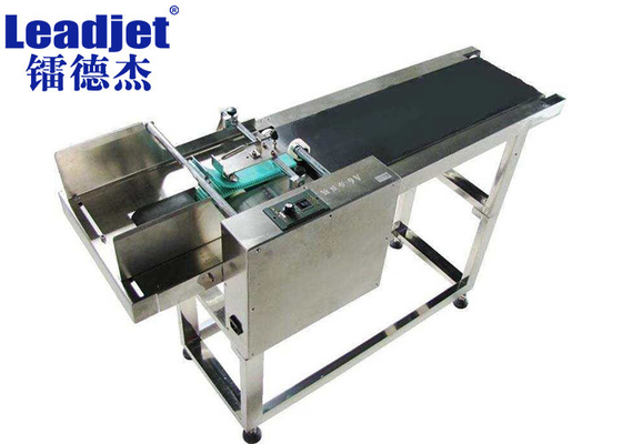Rubber Belt Paging Machine LDJ-9011 For Inkjet Coding Printer Ancillary