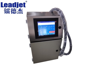 Automatic Encoder Continuous Inkjet Printer Good Printing Effcient Pipes Wires Cables