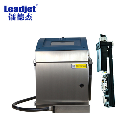 Leadjet 1-4 Lines Bottle Coding Continuous Inkjet Printer For Production Online